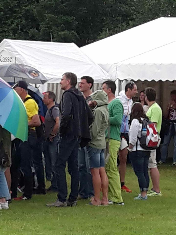 TV Schweinheim beim Moret-Triathlon 2016 - Zuschauer