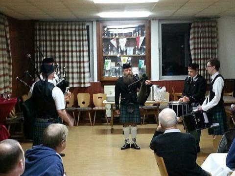 Celts of Ascafa beim Helferfest 2014