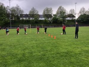 17.05.2021 - Jugendtraining Fußballabteilung