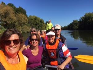 21.09.2019 - Drachenbootfahren auf dem Main