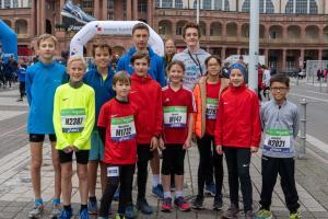 27.10.2019 - Kids Marathon in Frankfurt