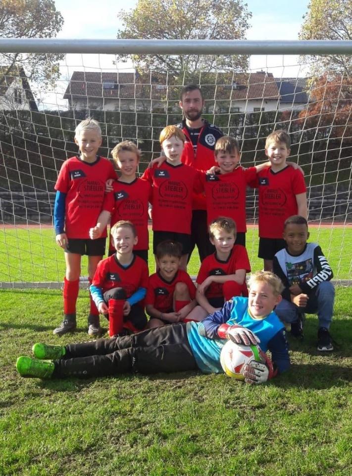 TV Schweinheim Fussball E-Jugend Vorrunde 2019/2020