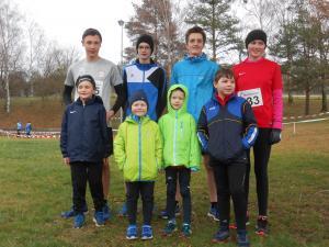 01.02.2020 - Crosslauf in Sulzbach