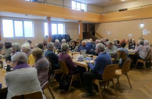29.02.2020 - Lakefleischessen der Senioren