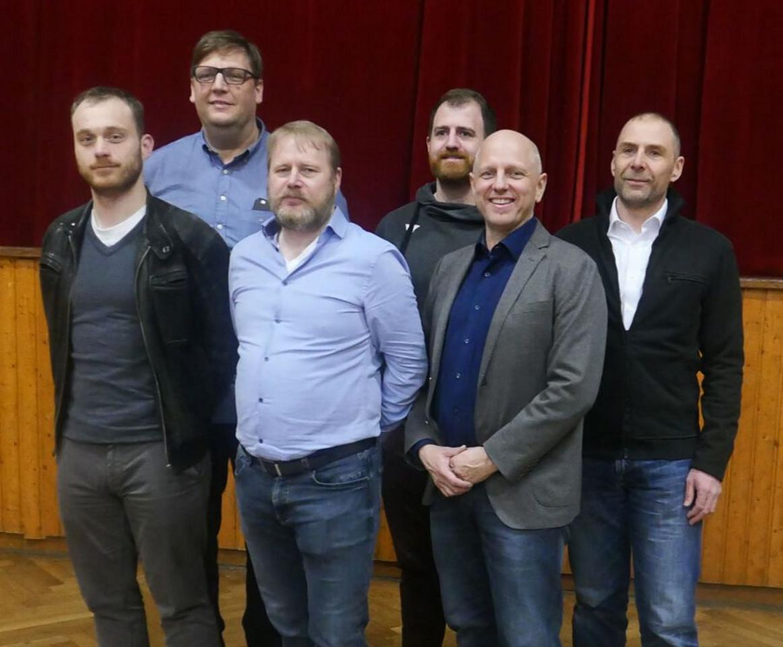 TVS - Vorstand