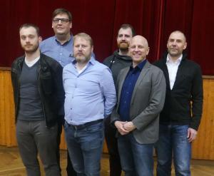 06.03.2020 - Neuer Vorstand und große Geschlossenheit beim TV Schweinheim