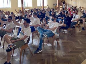 12.09.2020 - Fit für die Zukunft – erster HSG Aschaffenburg 08 Workshop