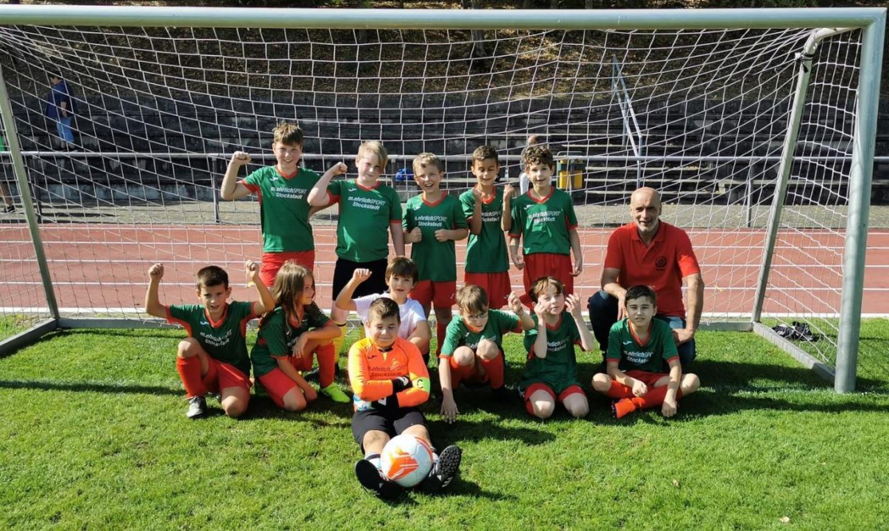 TV Schweinheim Fußballjugend Saisonstart 09/2020