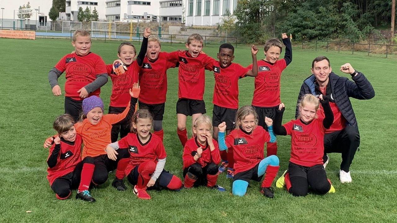 TVS Fußballjugend F2 Spieltag 4