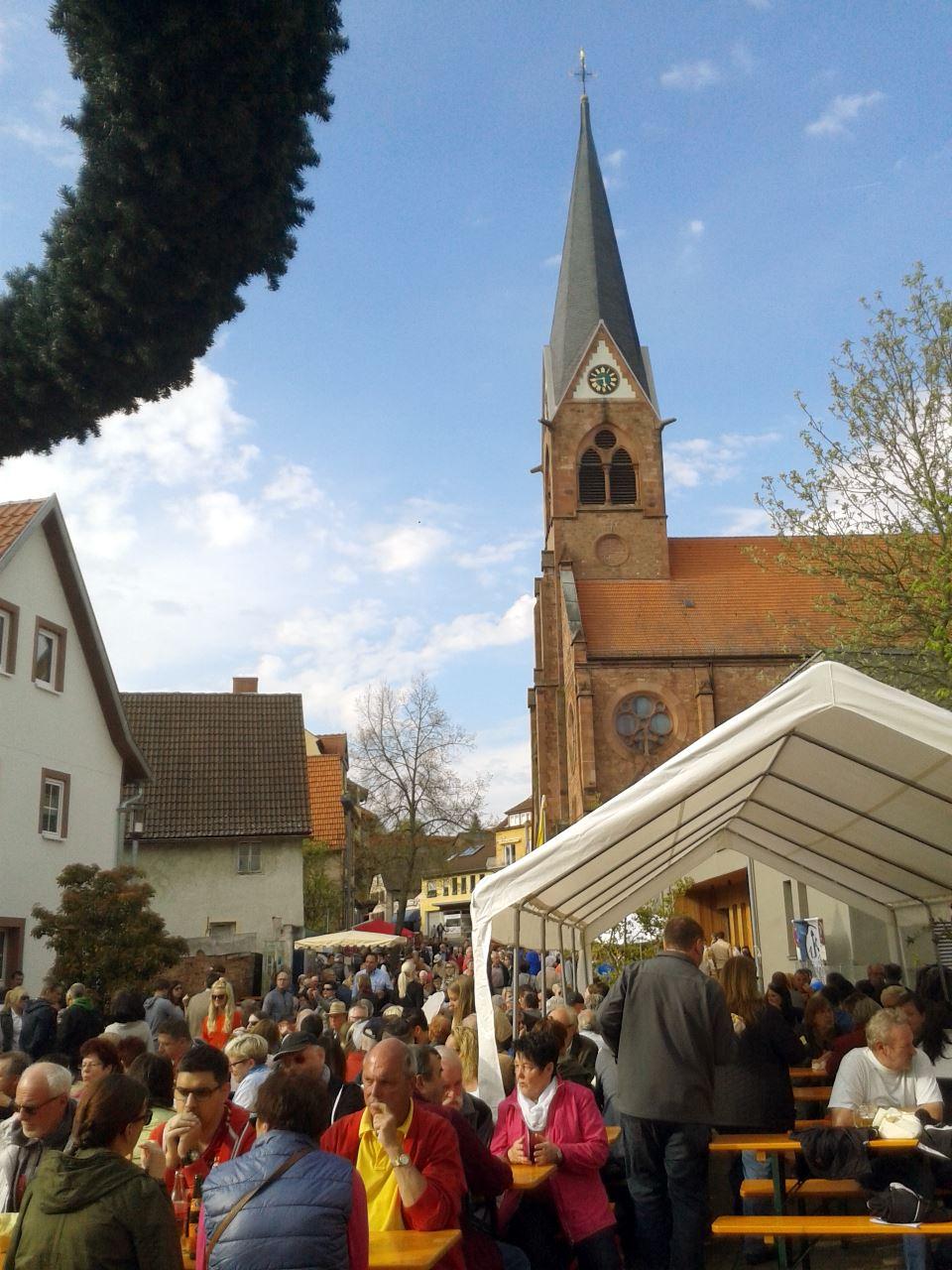 Maifest TV Schweinheim