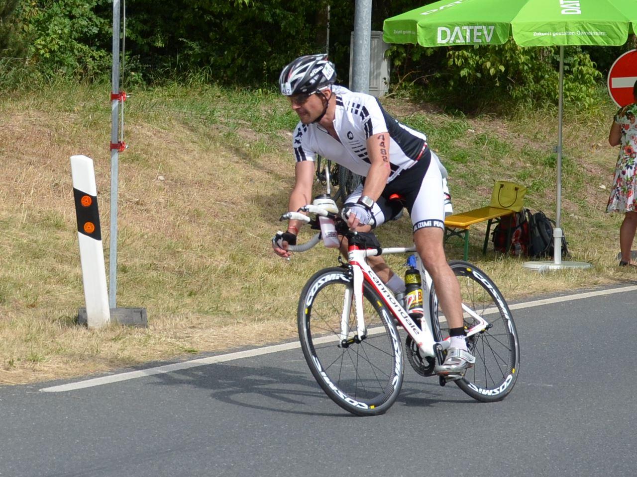 Staffel Radfahrer