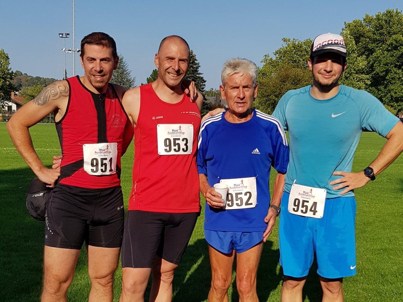TV Schweinheim Abteilung Ausdauersport bei der LuT Marathonstaffel 2018