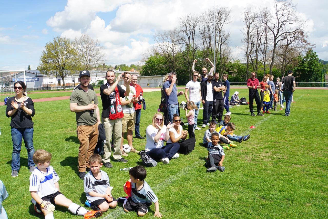 TV Schweinheim Fußball - Jugendspieltag am 13.05.2017