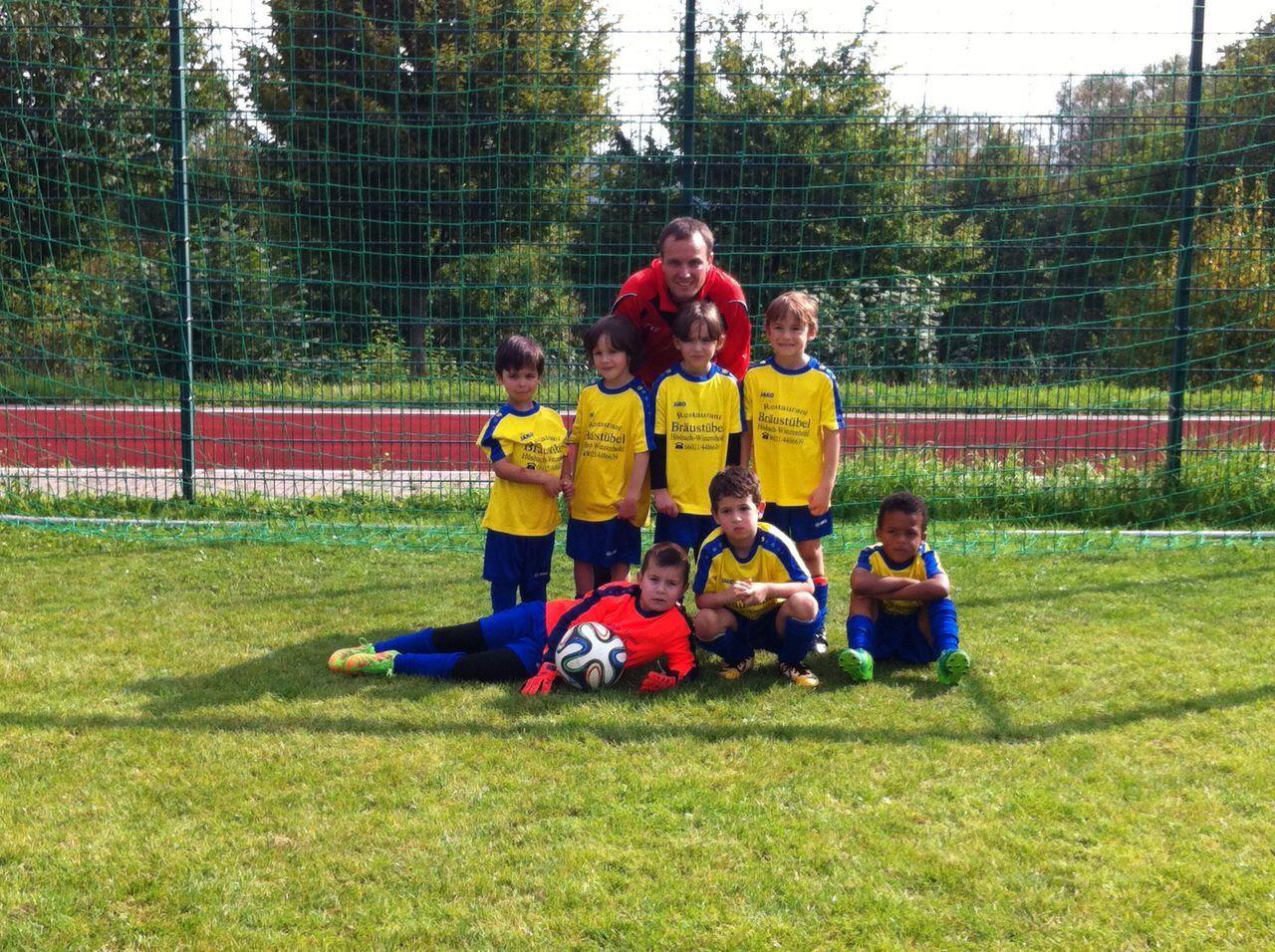 TV Schweinheim Fußball Saisonstart der G-Junioren