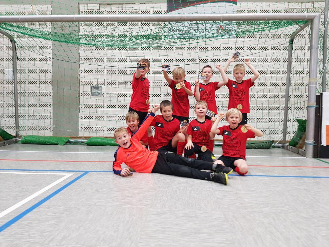 TV Schweinheim Fußballjugend beim Puma-Cup 2017