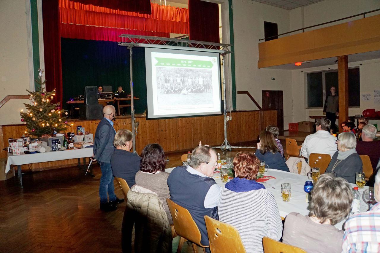 TV Schweinheim 40 Jahre Fußballabteilung
