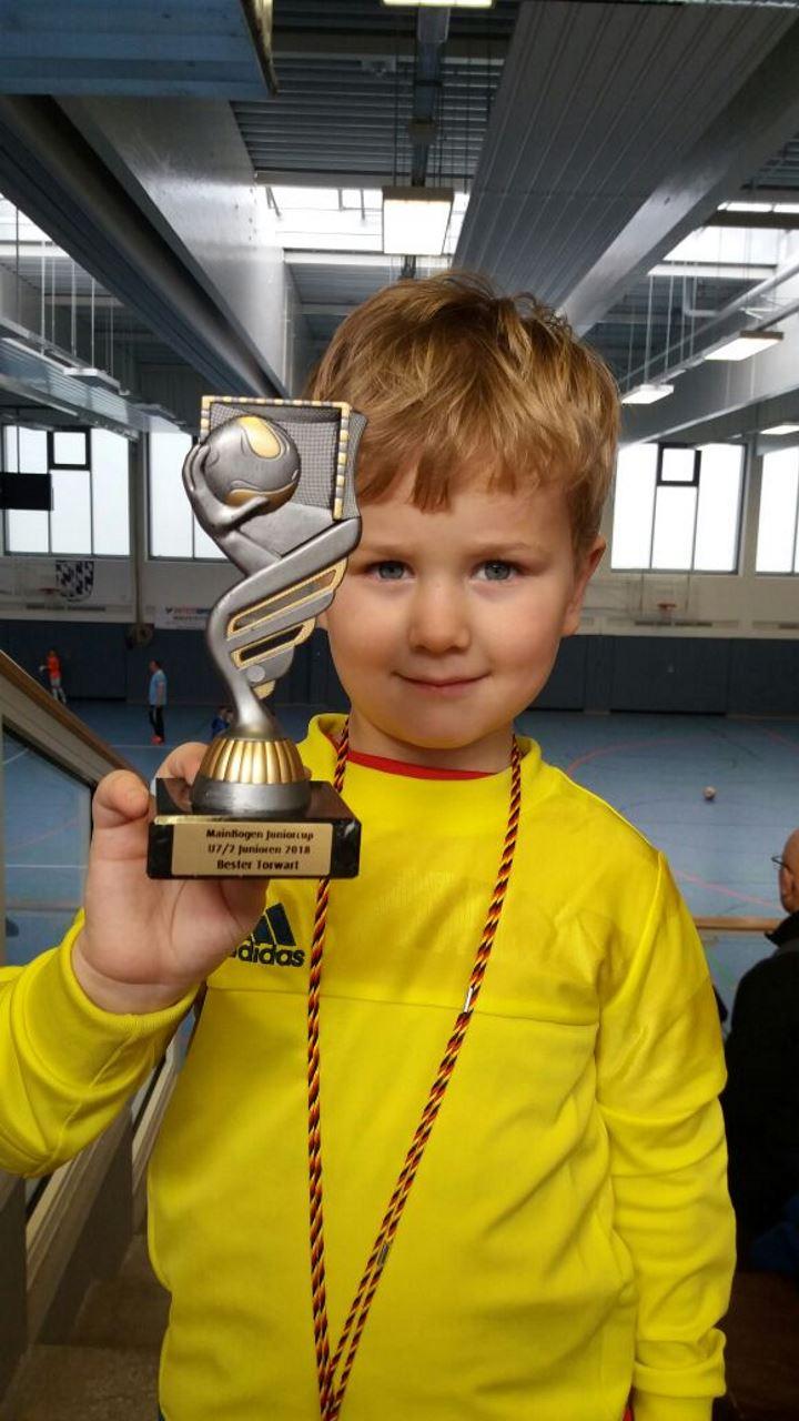 TV Schweinheim mit überragender Torwartleistung beim Main-Bogen-Junior-Cup 2018 in Erlenbach
