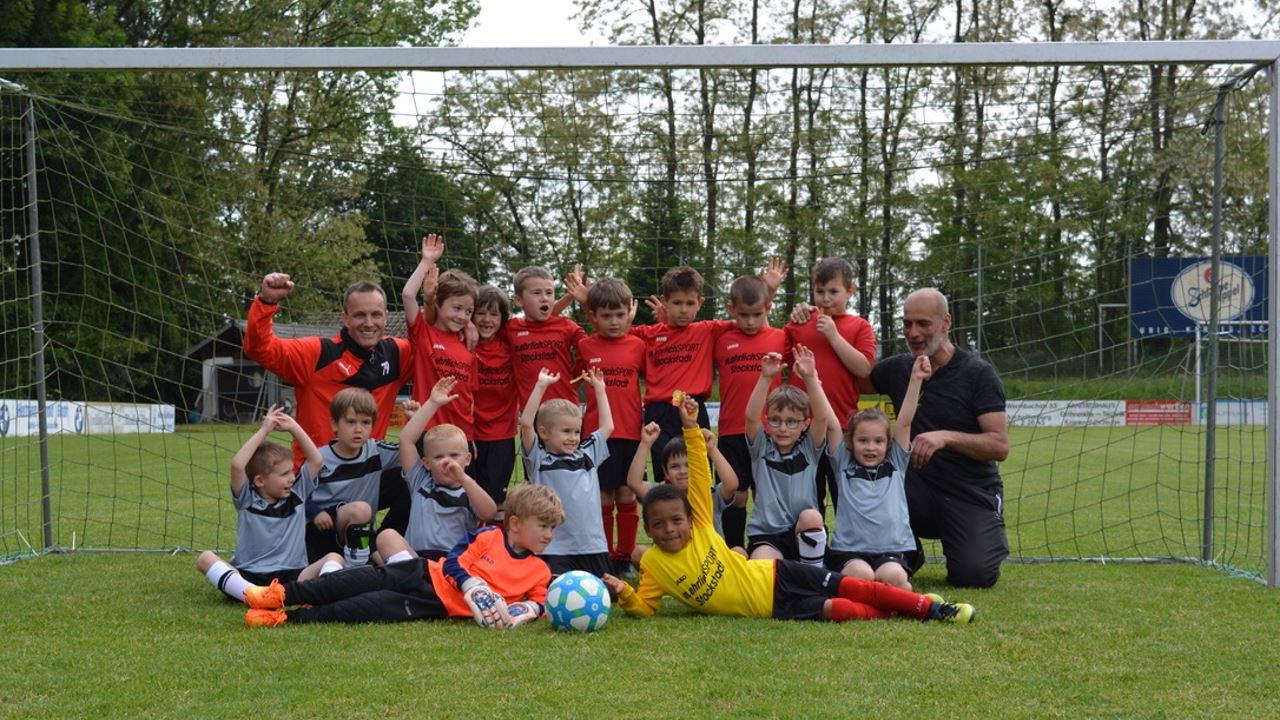 TV Schweinheim Fußball Bambini-Spieltag in Goldbach 2018