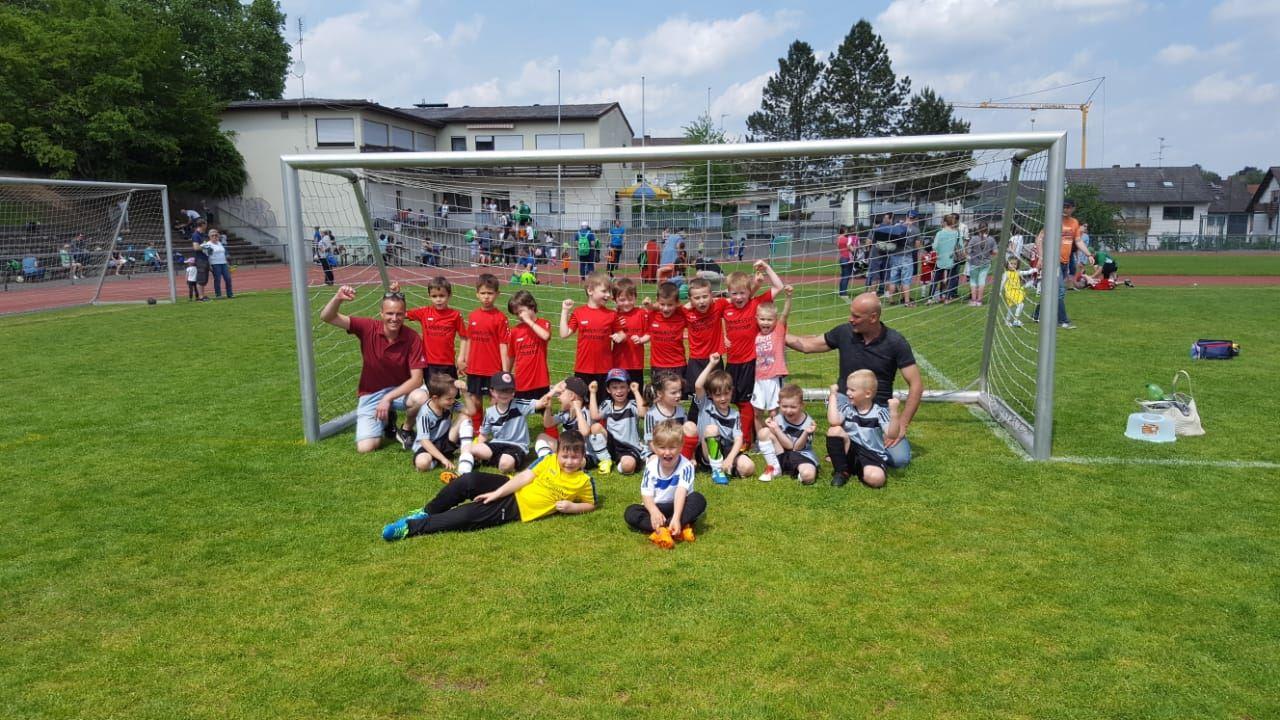 TV Schweinheim Fußball Bambini-Heimspieltag 2018