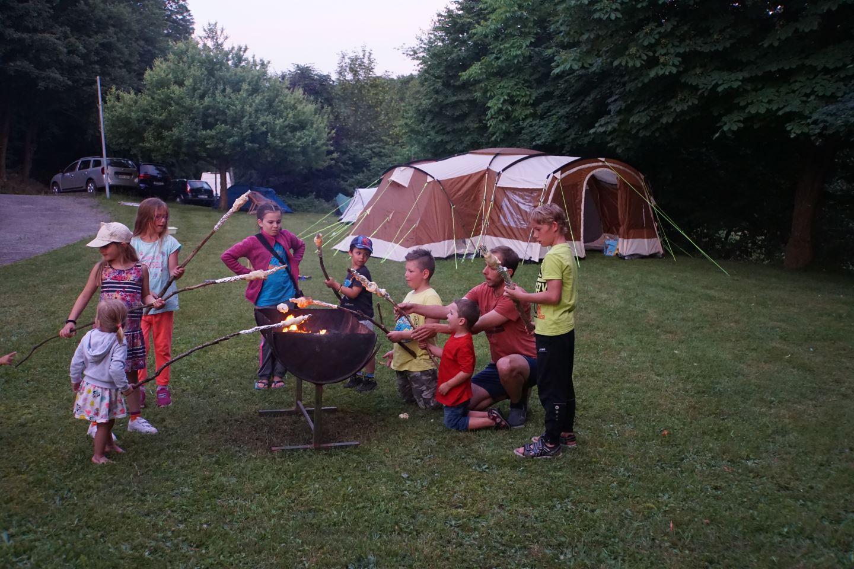 TV Schweinheim - Zeltlager der Fußballabteilung 2018