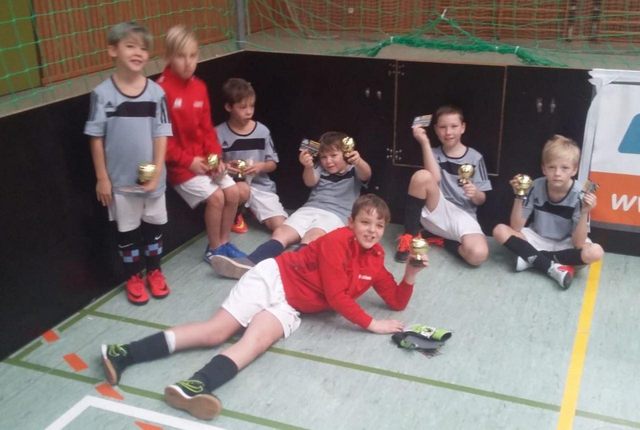 TV Schweinheim Fußball E2-Jugend beim Sport-Ehrlich-Cup in Leidersbach 2018