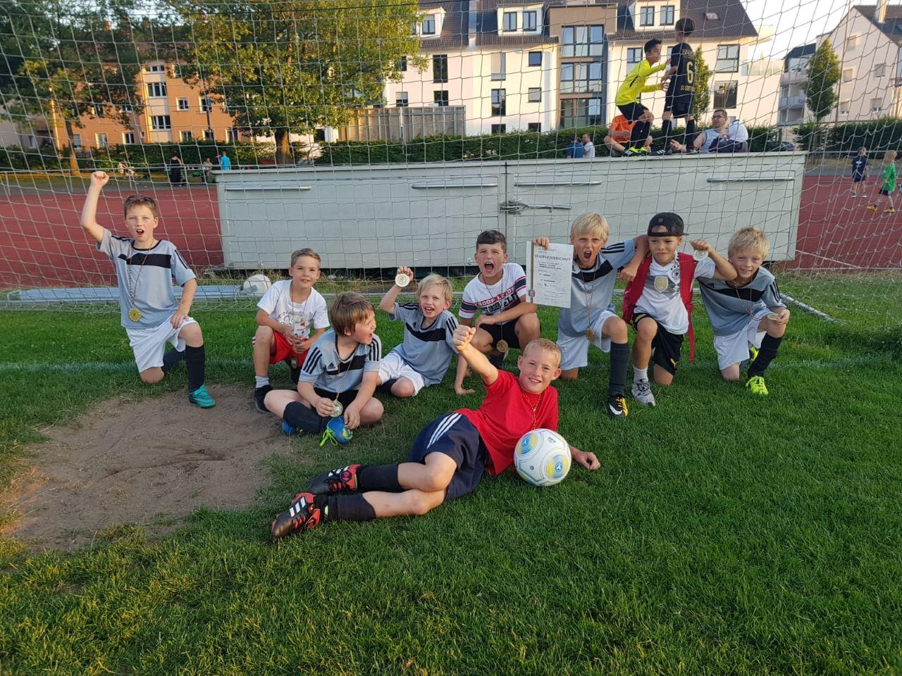TV Schweinheim Fußball - Stadtmeisterschaft der Junioren 2018