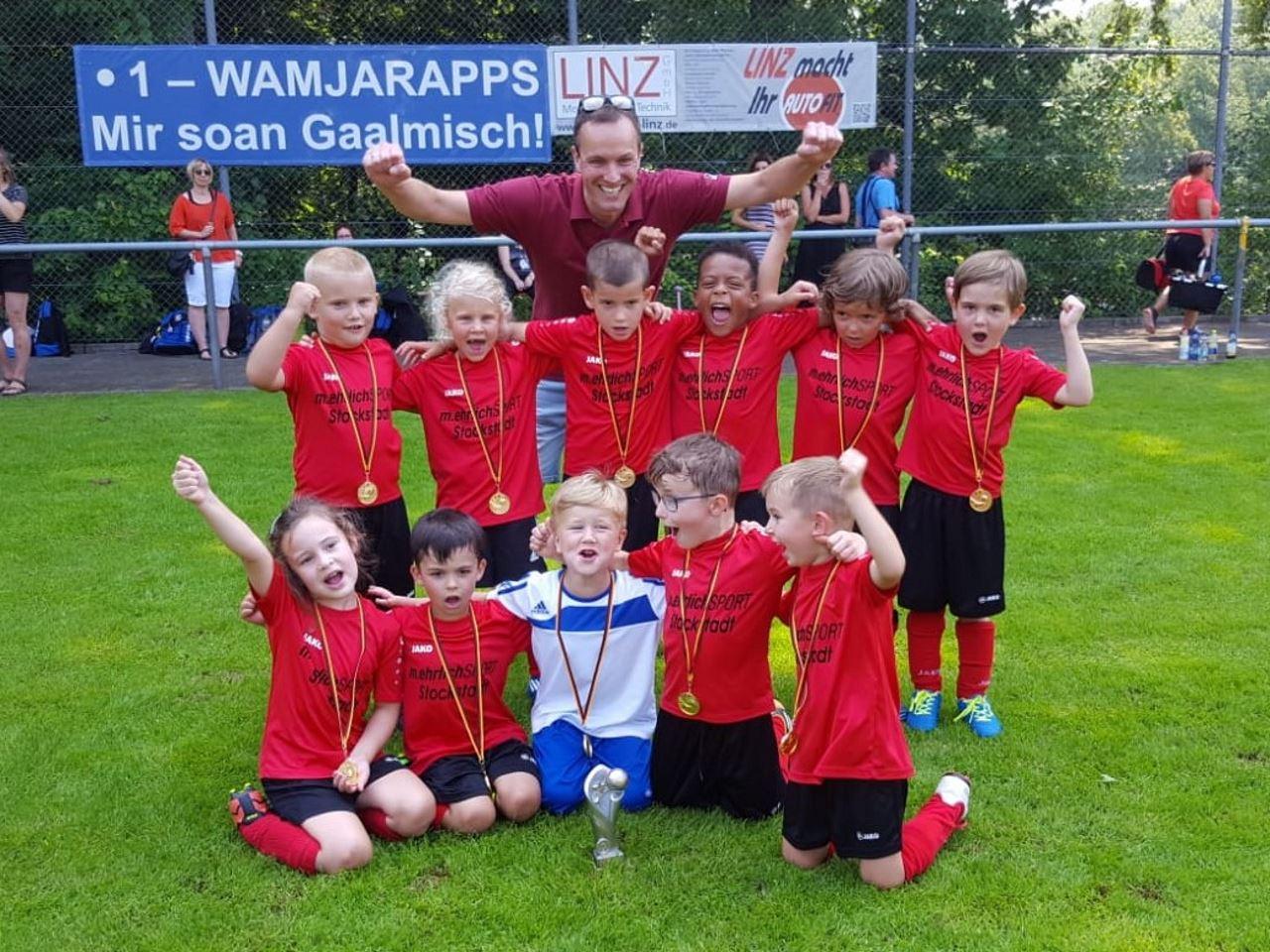 TV Schweinheim Fußballjugend beim Linz – Cup in Gailbach 2018