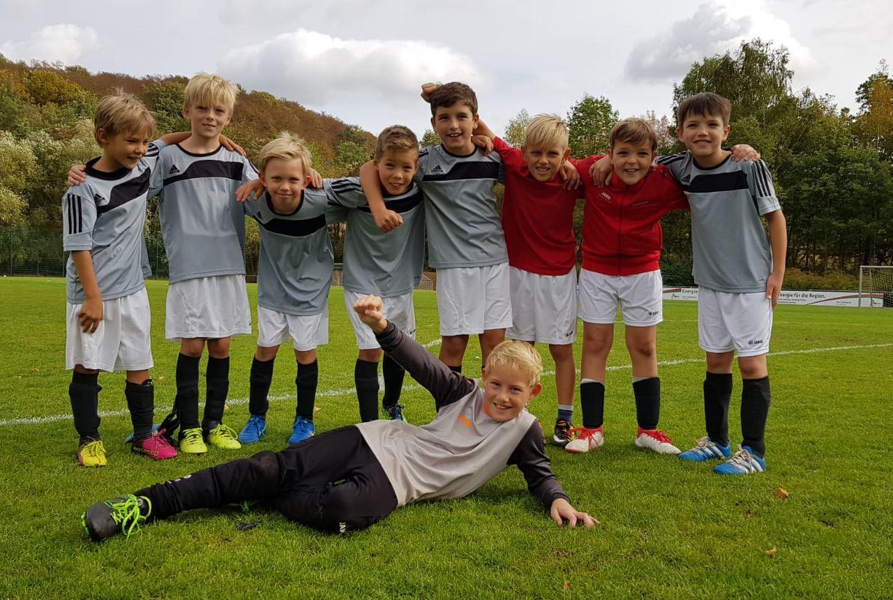 TV Schweinheim Fußball - E2 Saisonstart 2018/2019