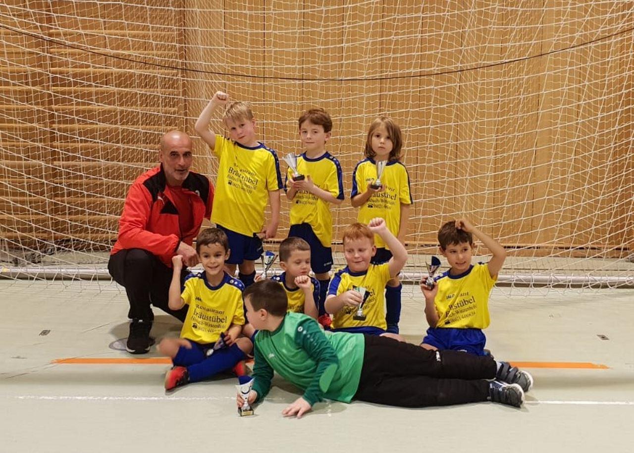 TV Schweinheim Fußballjugend beim Erbig–Cup 2018
