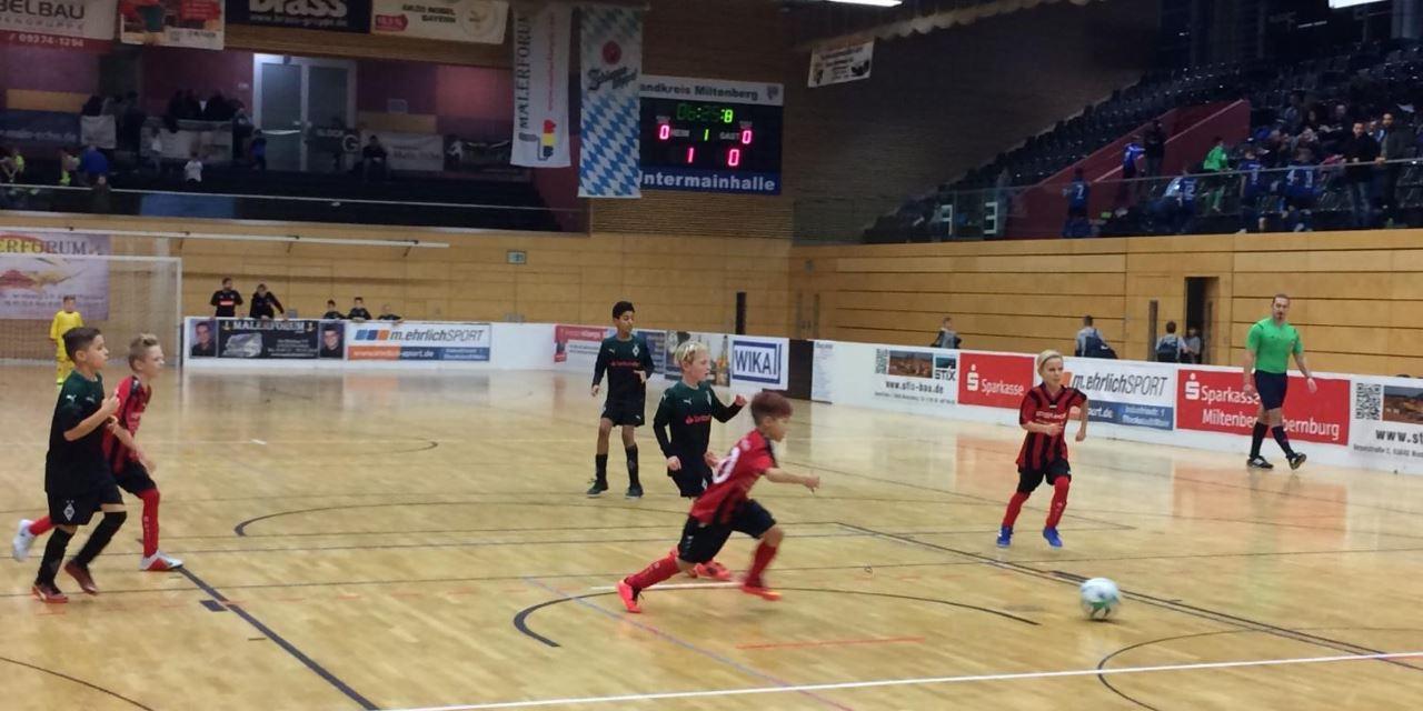 TVS Fußballjugend gegen Borussia Mönchengladbach 2019