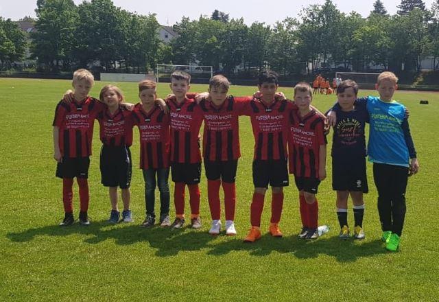 25.05.2019 Bambini–Spieltag beim TV Schweinheim