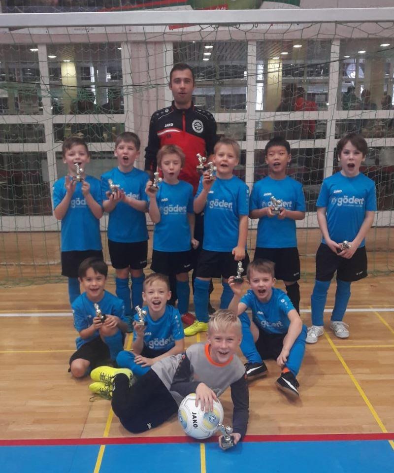 TV Schweinheim Fußball F-Jugend beim Brass-Cup 2019