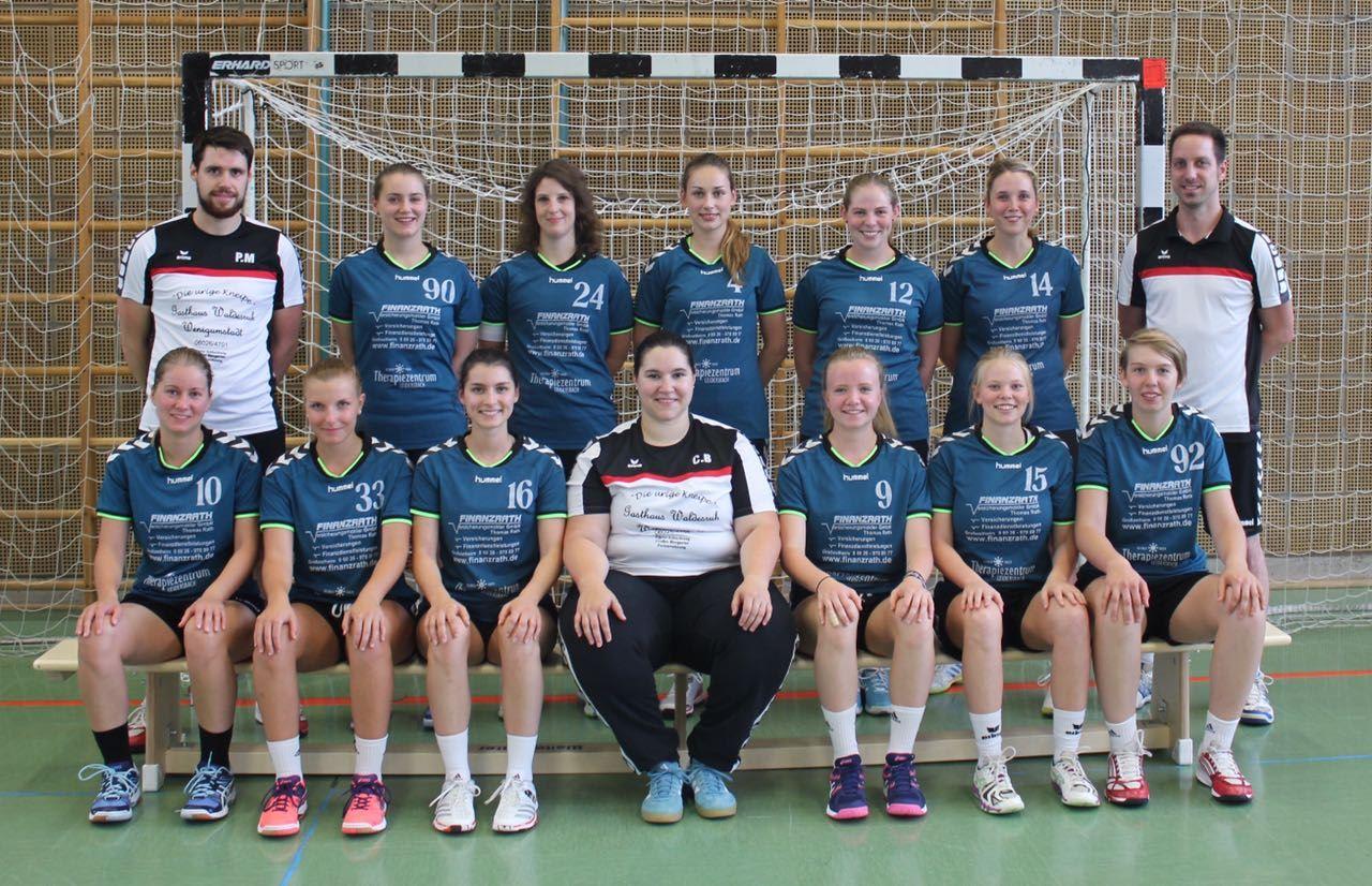 HSG Aschaffenburg 08 - Damen 1 (2018/2019)