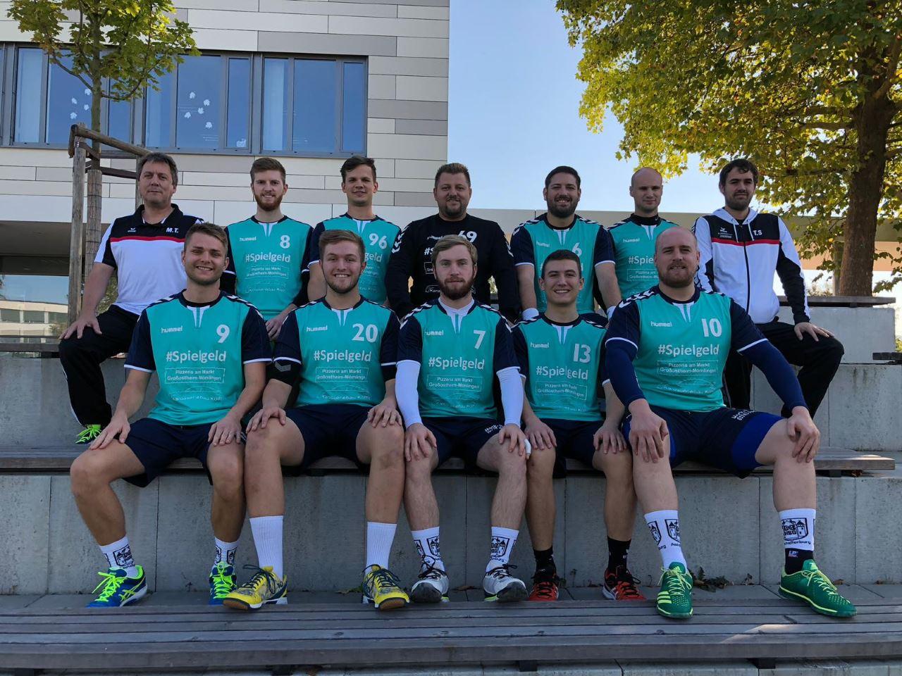 HSG Aschaffenburg 08 - Herren 1 (2018/2019)