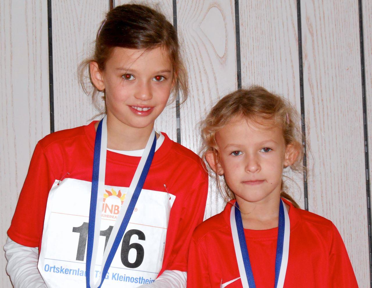 Siegerehrung Sunbedlauf Kleinostheim Oktober 2014