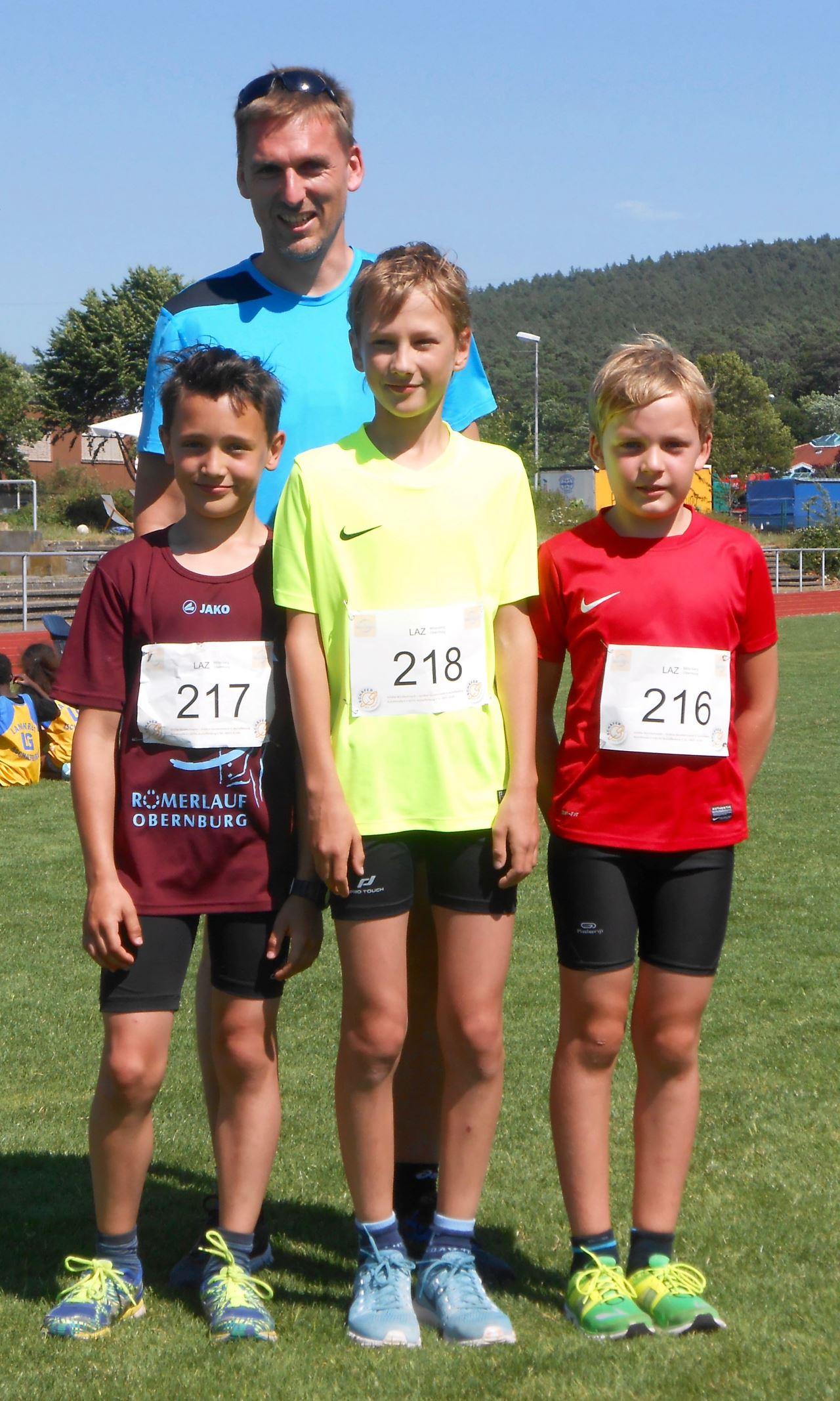 TV Schweinheim Leichtathletik bei Kreismeisterschaften in Elsenfeld