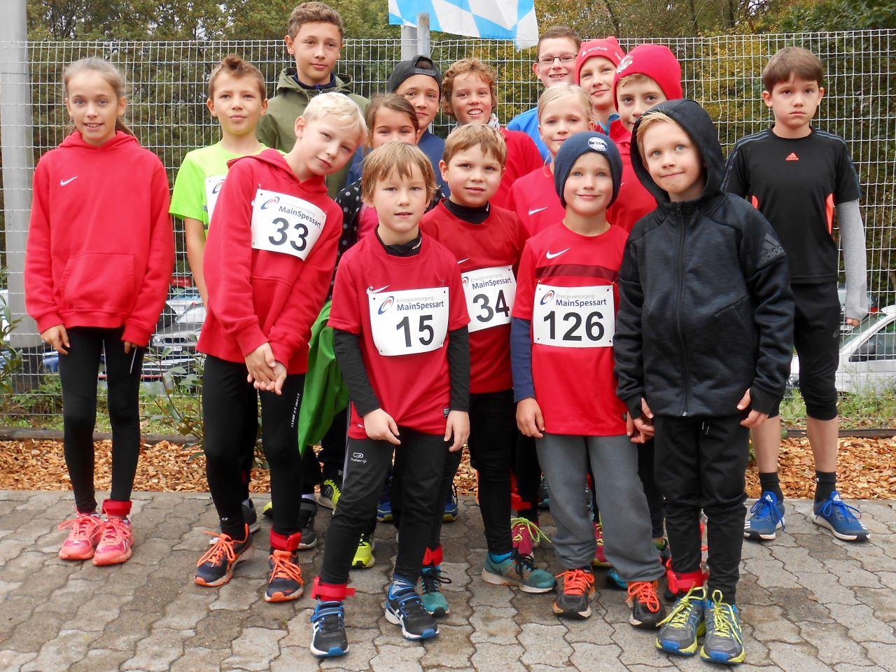 TV Schweinheim Leichtathletik beim Kuckuckslauf in Königshofen 2017