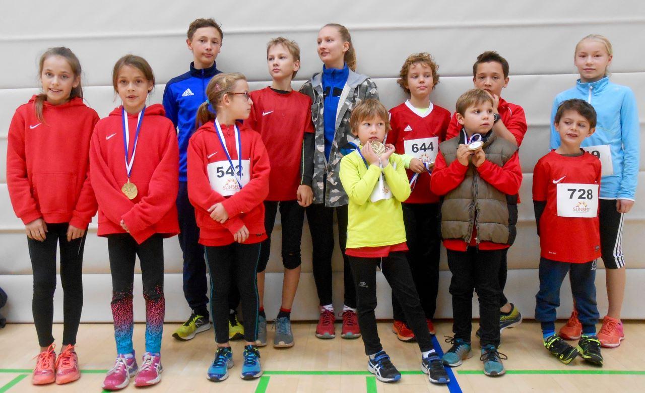 TV Schweinheim Leichtathletik beim Sunbedlauf Kleinostheim 2017