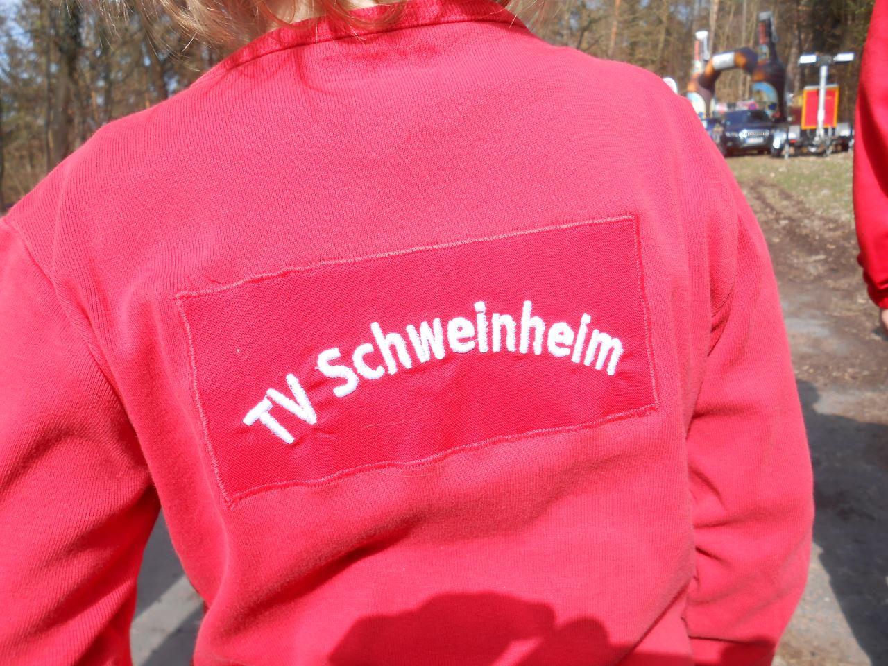 TV Schweinheim Leichtathletik beim Engelberglauf Großheubach 2018