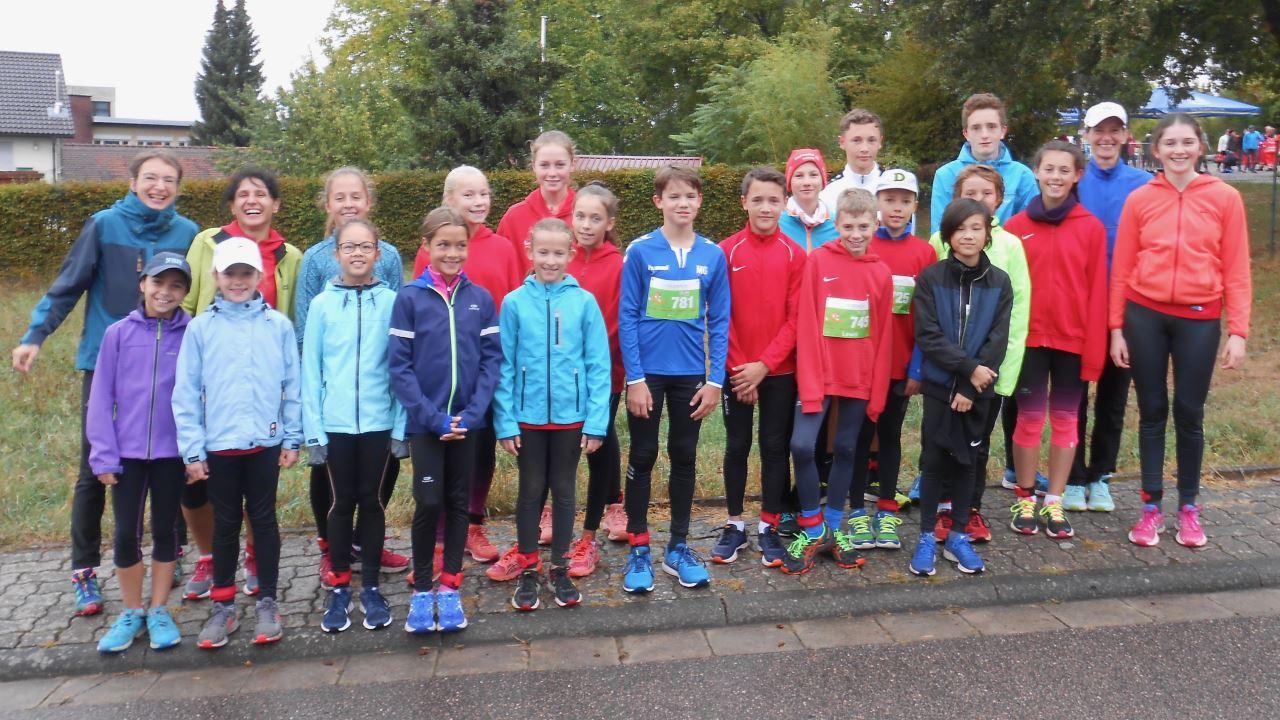 TV Schweinheim beim Churfranken Trail-Run und Hubrach Kids-Trail 2018
