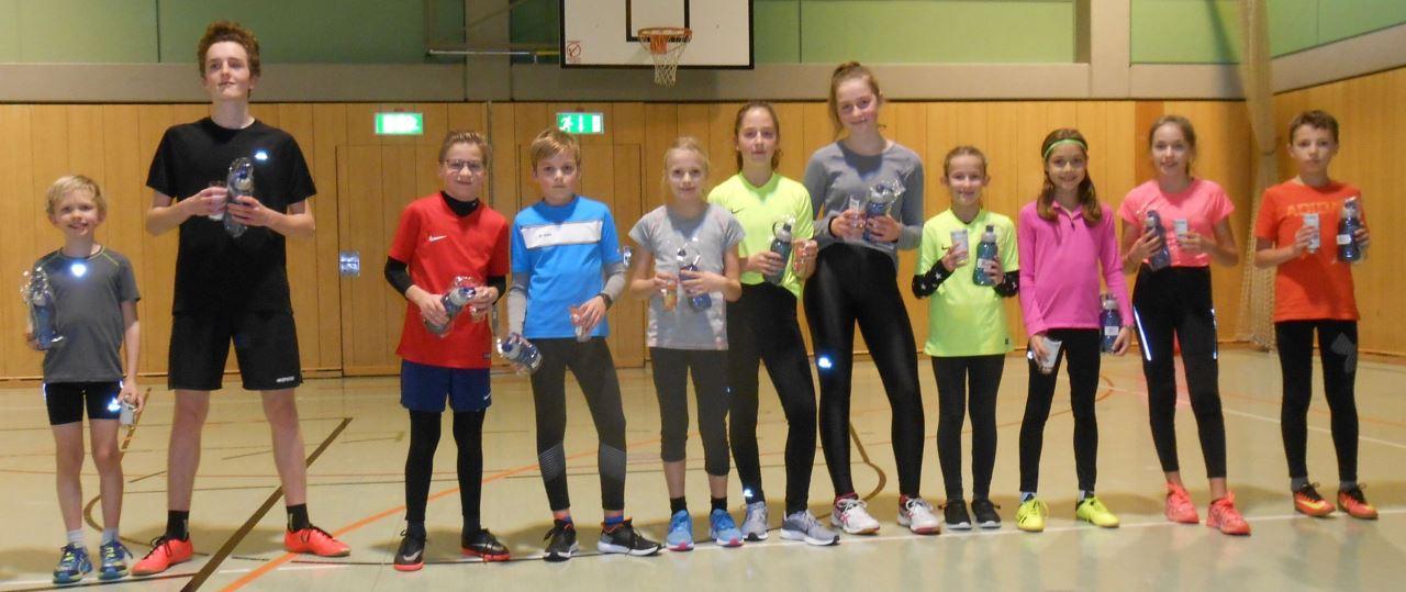 TV Schweinheim Leichtathletik - Wettkampf-Ranking 2018