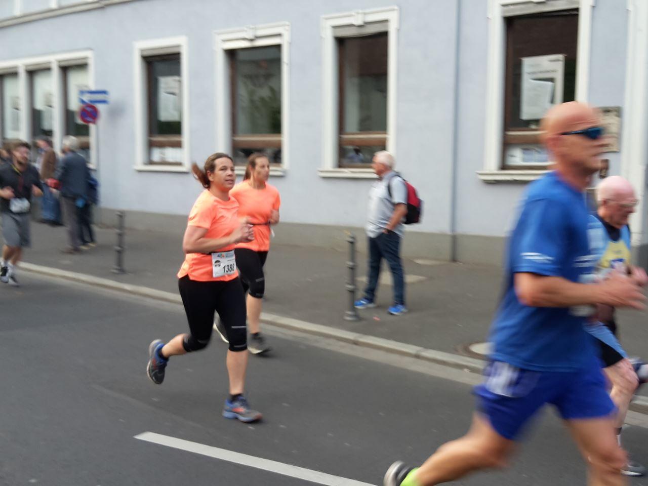 TV Schweinheim Leichtathletik beim Citylauf 2019