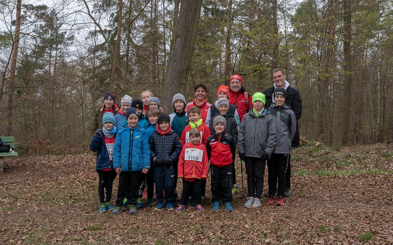 TV Schweinheim beim Engelberglauf 2019